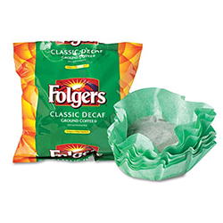 folgers decaf filter pack